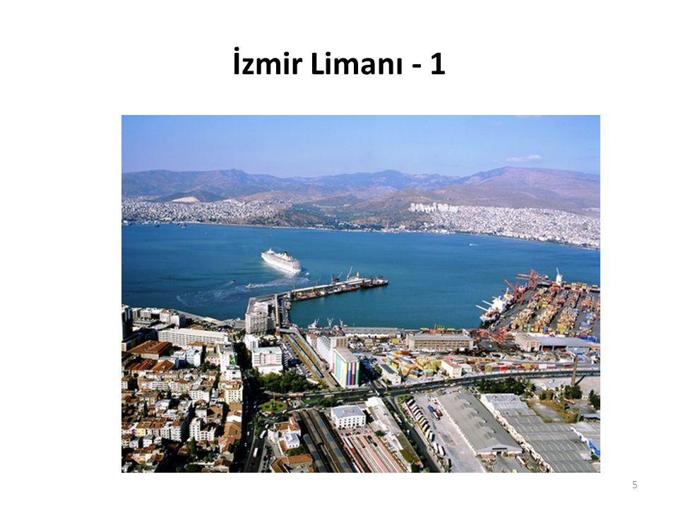 İzmir Limanı - 1 5