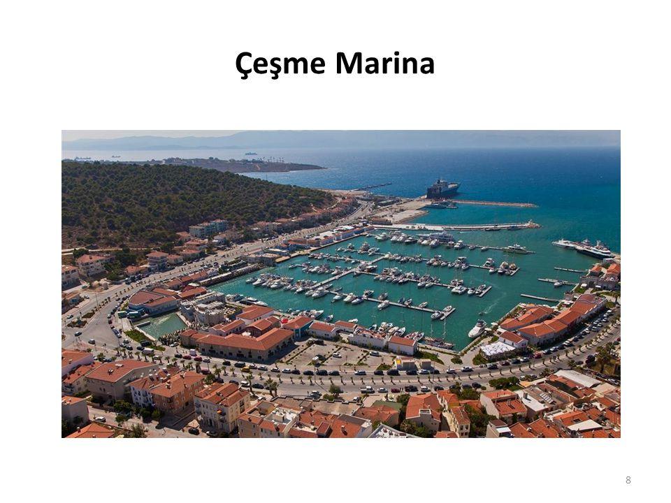 Çeşme Marina 8