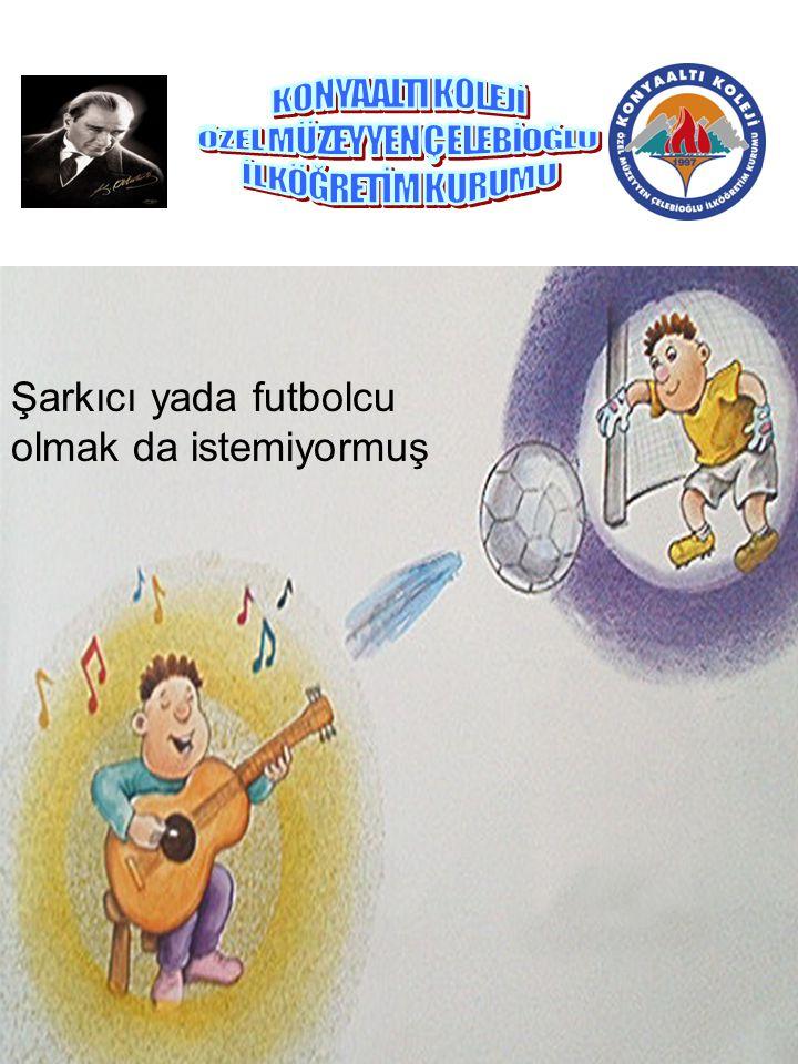 Öğretmeni gülümsemiş. Her mesleğin bir okulu var, ama… Atatürk olmanın bir okulu yoktur çocuğum.
