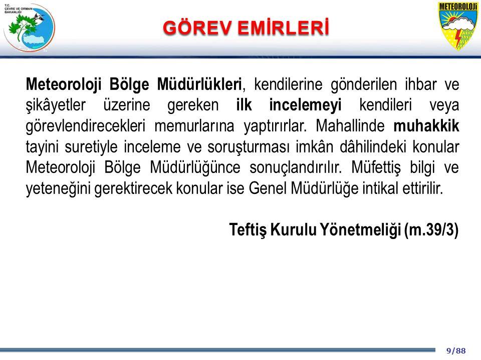 40/88 2001 2003 2009- 2012 İDARİ İŞLEM, UNSURLARI, HUKUKA AYKIRILIK HALLERİ T.C.