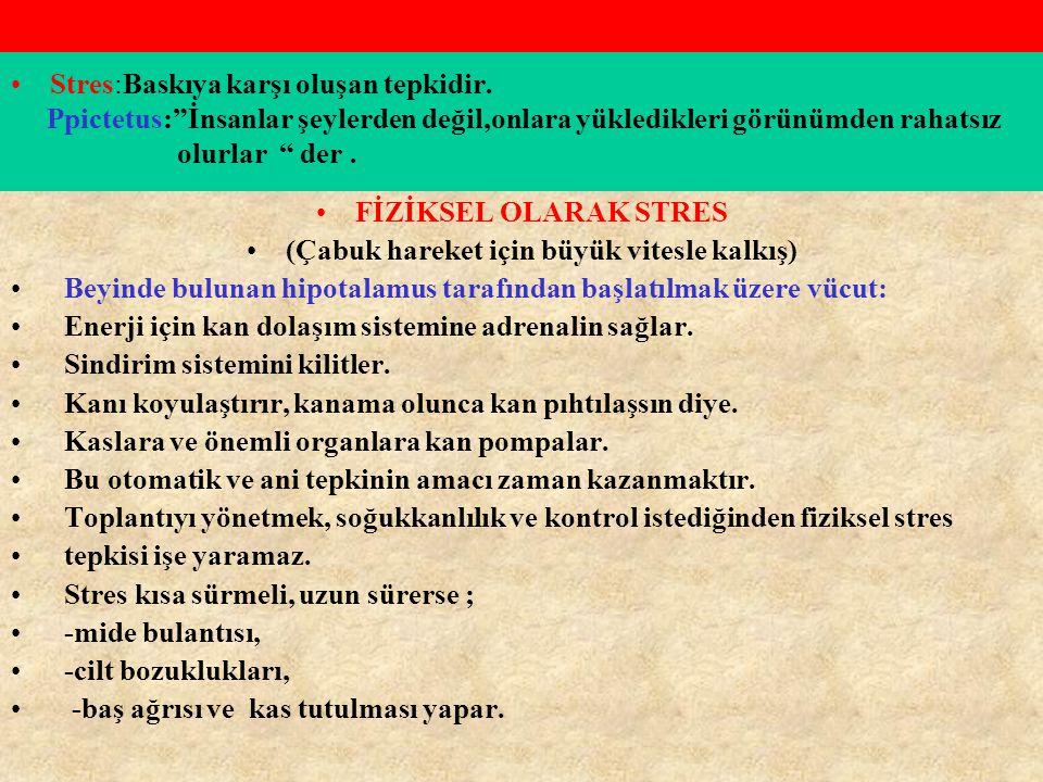 KONTROLÜ YENİDEN KAZANMAK 1.
