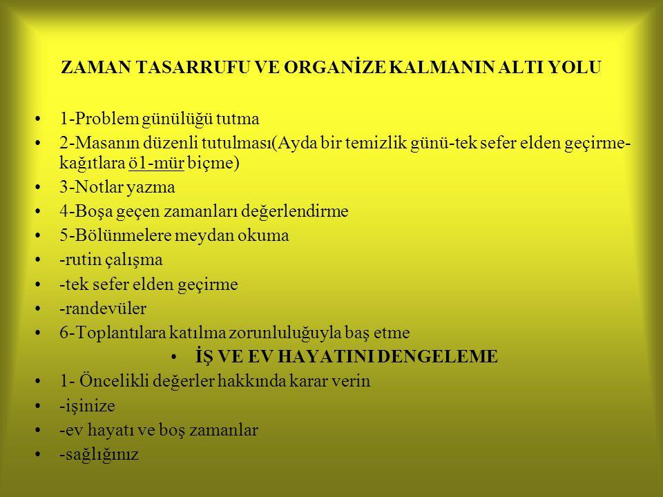 SAĞLIKLI BESLENME REJİMİ İÇİN ALTI KURAL 1.