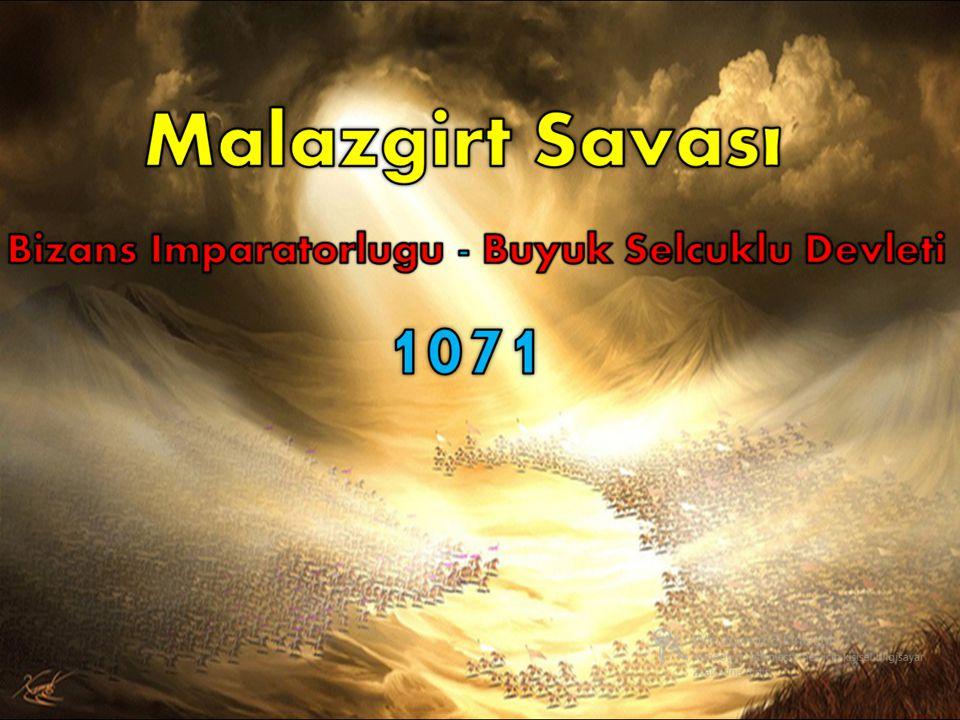 MALAZGİRT SAVAŞININ NEDENLERİ Tuğrul Bey ve Alp Arslan'ın Anadolu'ya sürekli akınlar yaptırmaları ve bunu devlet politikası haline getirmeleri Selçukluların göçebe Oğuzları Anadolu'ya sevk etme düşüncesi Romen Diyojen'in Türkleri Anadolu'dan çıkarmayı daha sonra da İslam ülkelerini ele geçirmeyi hedeflemesi Türklerin Anadolu'yu kendilerine yurt edinmek istemeleri Bizans'ın Pasinler savaşın intikamını almak istemesi Türkmen Baskıları