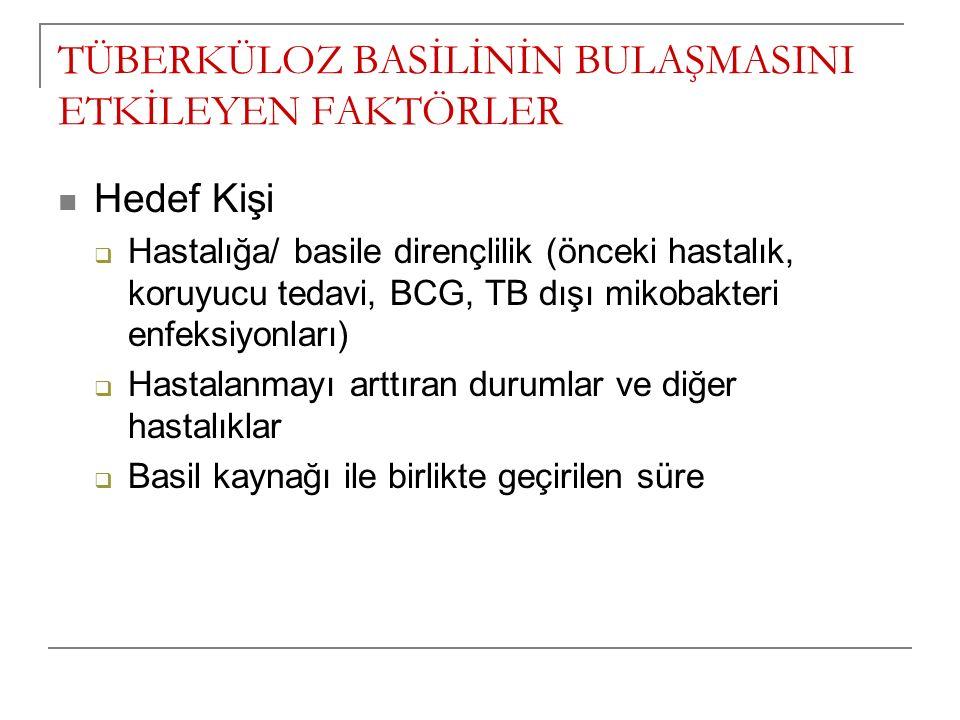 Türkiye'de BCG aşılaması yenidoğan döneminde 1 kez yapılmaktadır Yenidoğan döneminde (direkt) Yenidoğan dönemindeki direkt BCG aşısı; ikinci ayını bitirmiş, üçüncü ayının içindeki bebeklere yapılır.