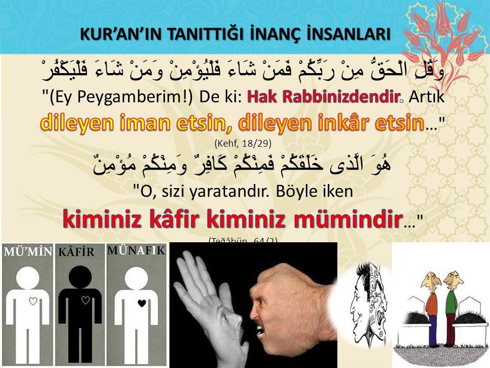 İMAN VE MÜ'MİN