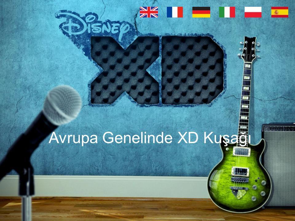 Avrupa Genelinde XD Kuşağı