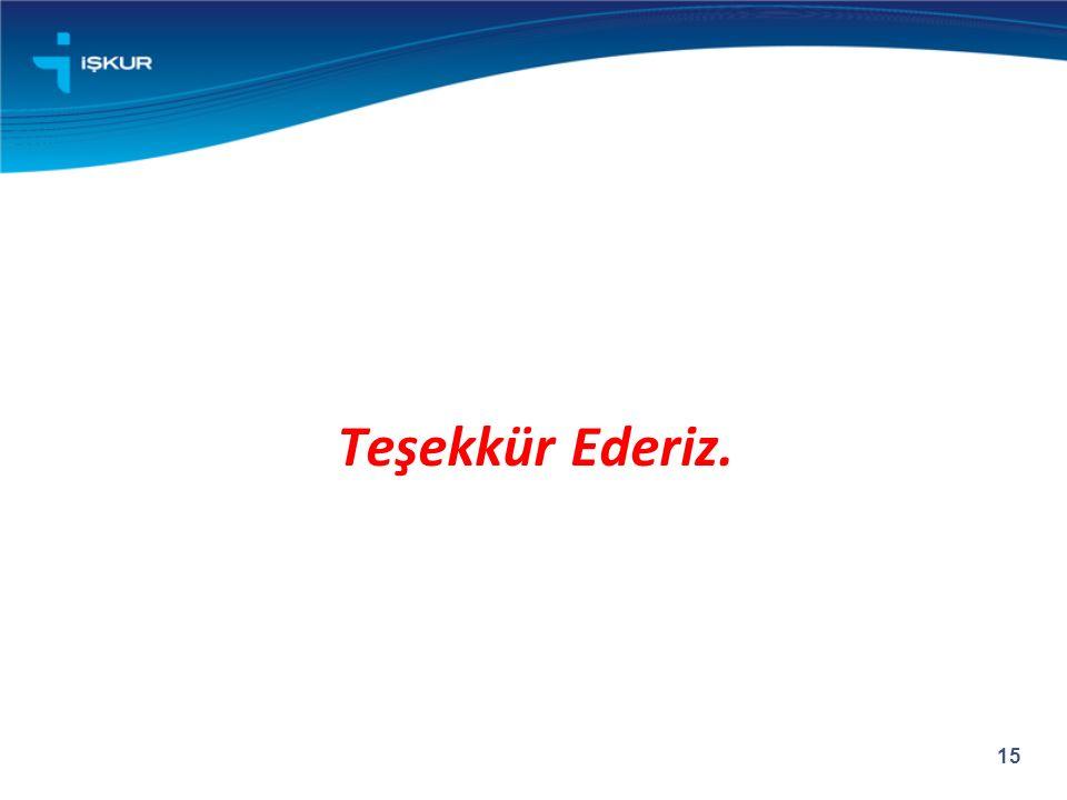 İşverenlere Sunulan Hizmetler Türkiye İş Kurumu 2015 www.iskur.gov.tr KAYSERİ ÇALIŞMA ve İŞ KURUMU İL MÜDÜRLÜĞÜ