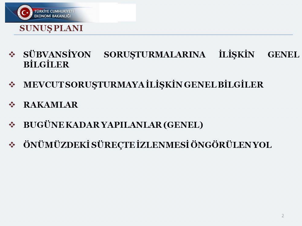 33 TEŞEKKÜRLER www.ekonomi.gov.tr www.tpsa.gov.tr ALİ CEM ERSOY Şube Müdürü Y.