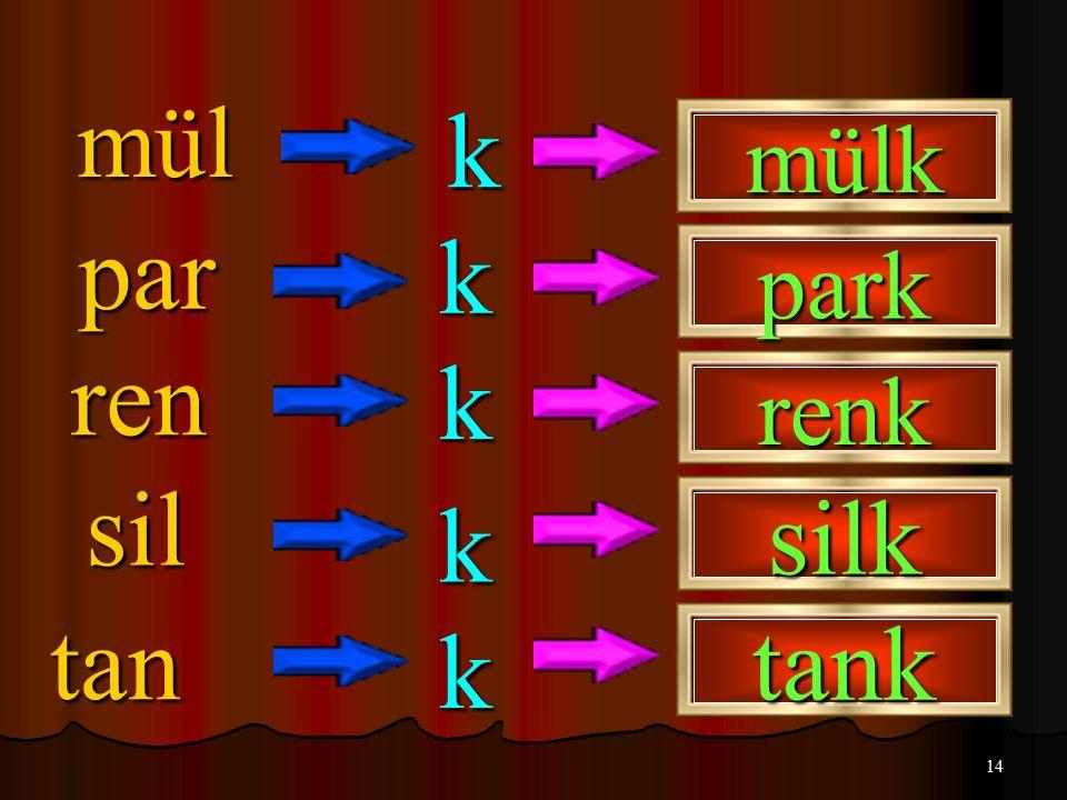 14 mül k par k ren k sil tan k k mülk park renk silk tank
