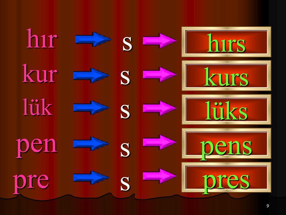 9 hır s kur s lük s pen pre s s hırs kurs lüks pens pres
