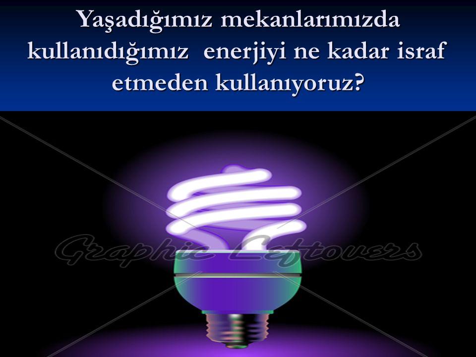 Atelye lambaları sınıf lambaları Atelye lambaları sınıf lambaları Yaşadığımız mekanlarımızda kullanıdığımız enerjiyi ne kadar israf etmeden kullanıyor