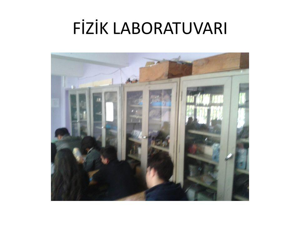 FİZİK LABORATUVARI