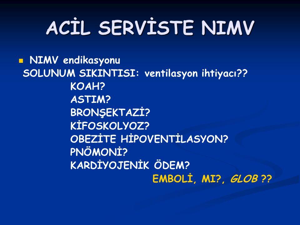 ACİLDE NIMV HASTA TRANSFERİ YBU SERVİS EVE??.