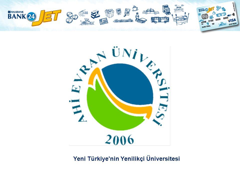 Yeni Türkiye'nin Yenilikçi Üniversitesi