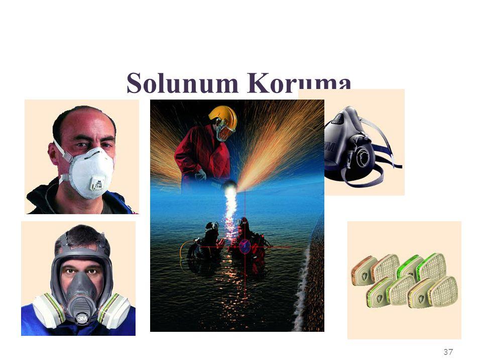 Solunum Koruma 37