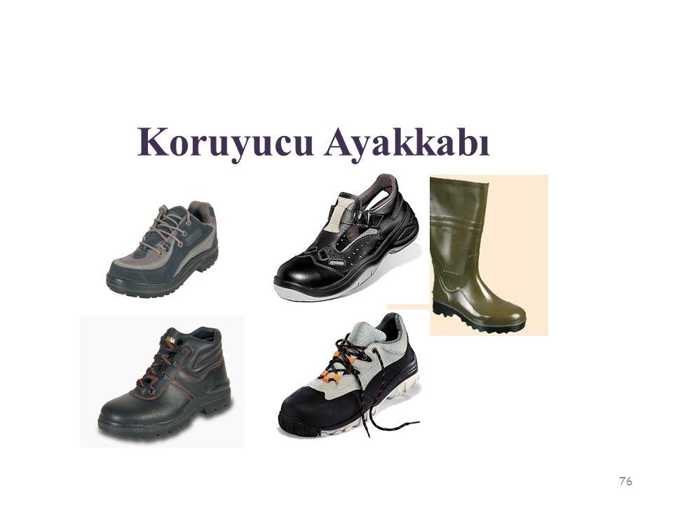 Koruyucu Ayakkabı 76