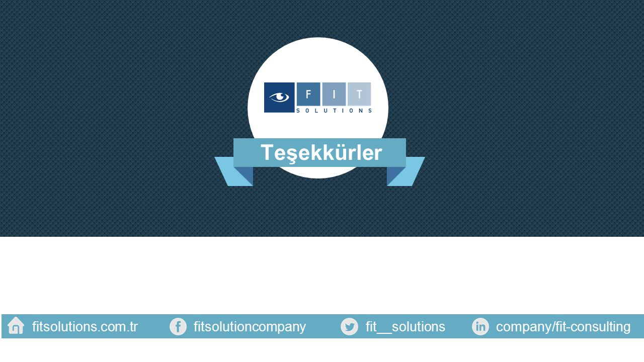 15 Teşekkürler fitsolutioncompanyfitsolutions.com.trfit__solutionscompany/fit-consulting