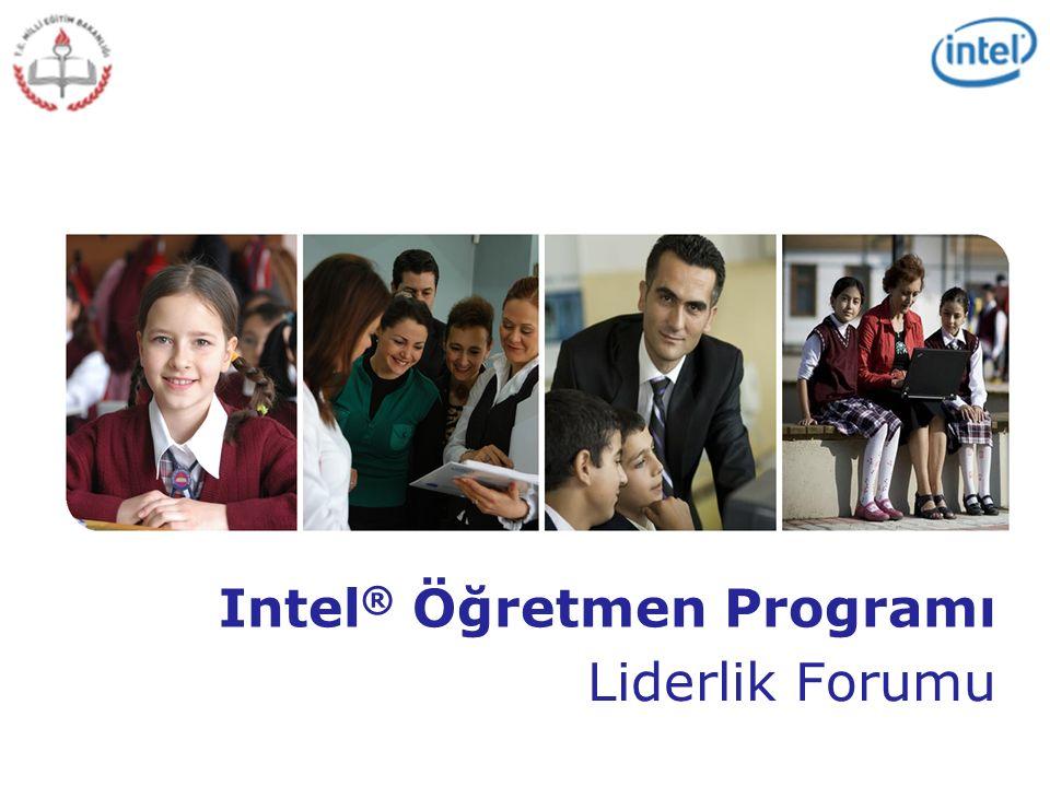 32 Modül 1 | Etkinlik 3 Intel ® Öğretmen Programını Anlamak Intel ® Öğretmen Programı, 21.yy becerilerine odaklanan, öğretmenlere yönelik bir mesleki gelişim eğitimidir.