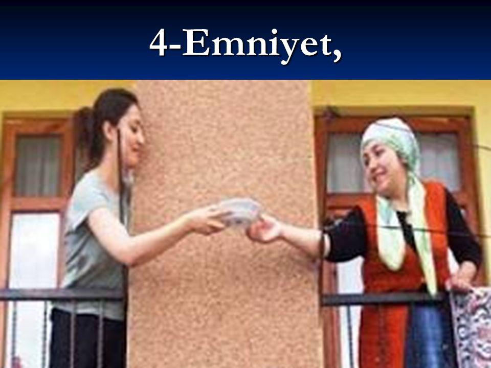 4-Emniyet,