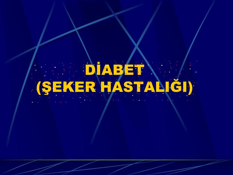 Şeker hastası, Egzersiz yapacağı zaman yanında MUTLAKA kesme şeker veya meyve suyu bulundurmalıdır.