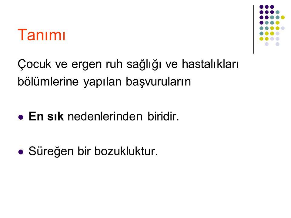 Psikostimulanlar Metilfenidat (Ritalin).Türkiye'de vardır.