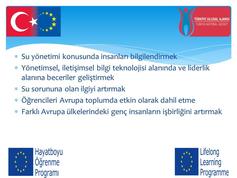  Web sayfası Romanya tarafından oluşturulacak ve aynı zamanda proje koordinatörlüğünü de yürütecektir.
