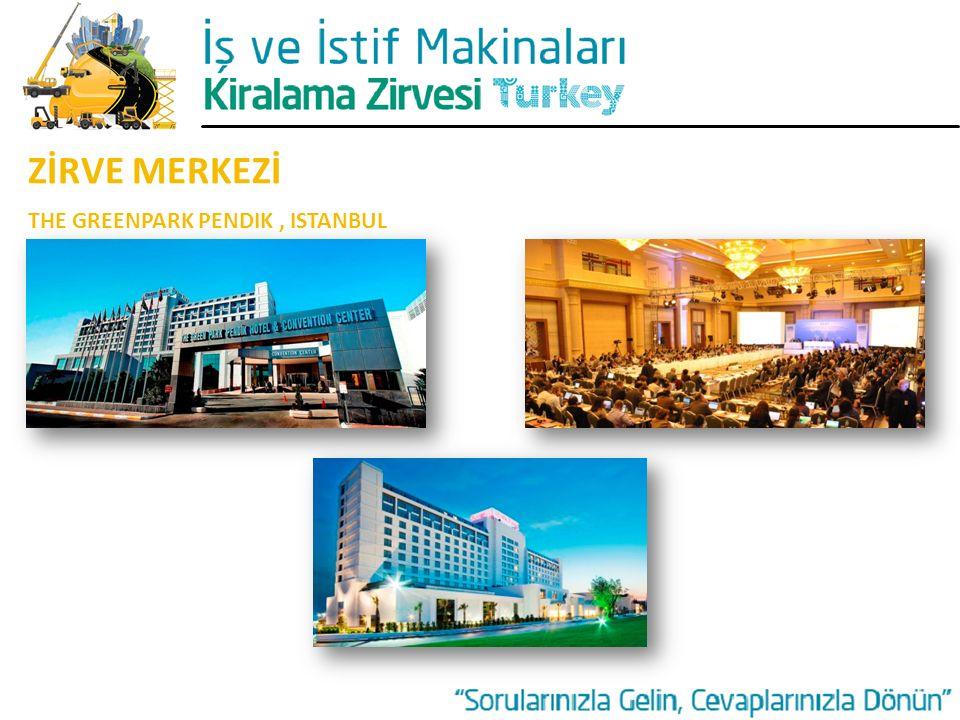 ZİRVE MERKEZİ THE GREENPARK PENDIK, ISTANBUL
