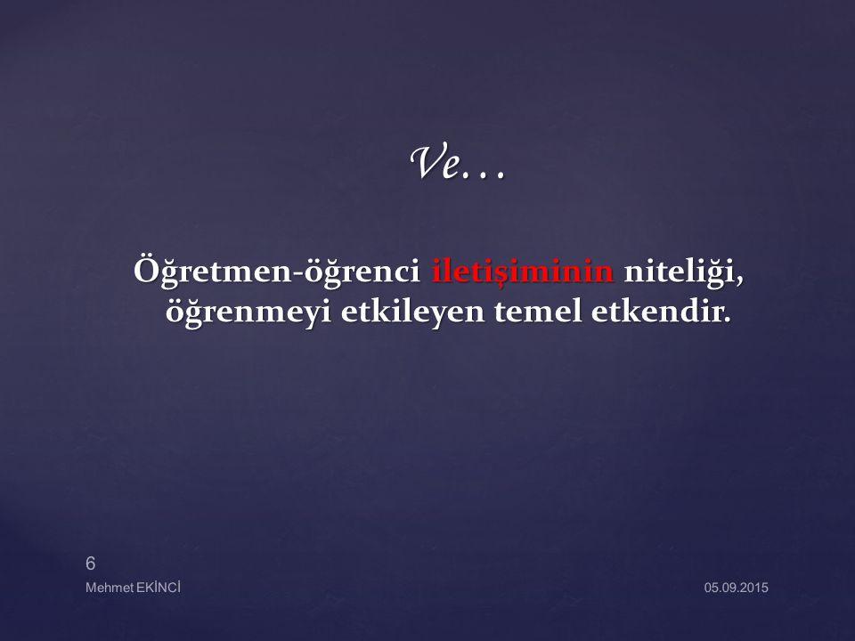 Mehmet EKİNCİ 77