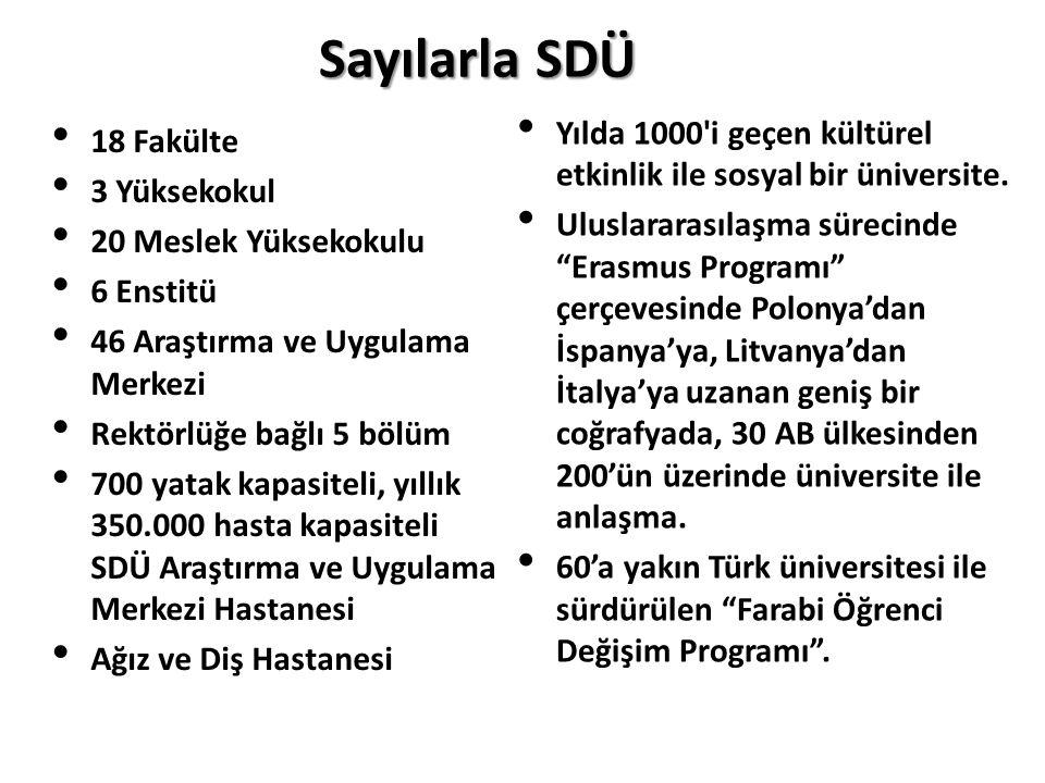 18 Fakülte 3 Yüksekokul 20 Meslek Yüksekokulu 6 Enstitü 46 Araştırma ve Uygulama Merkezi Rektörlüğe bağlı 5 bölüm 700 yatak kapasiteli, yıllık 350.000