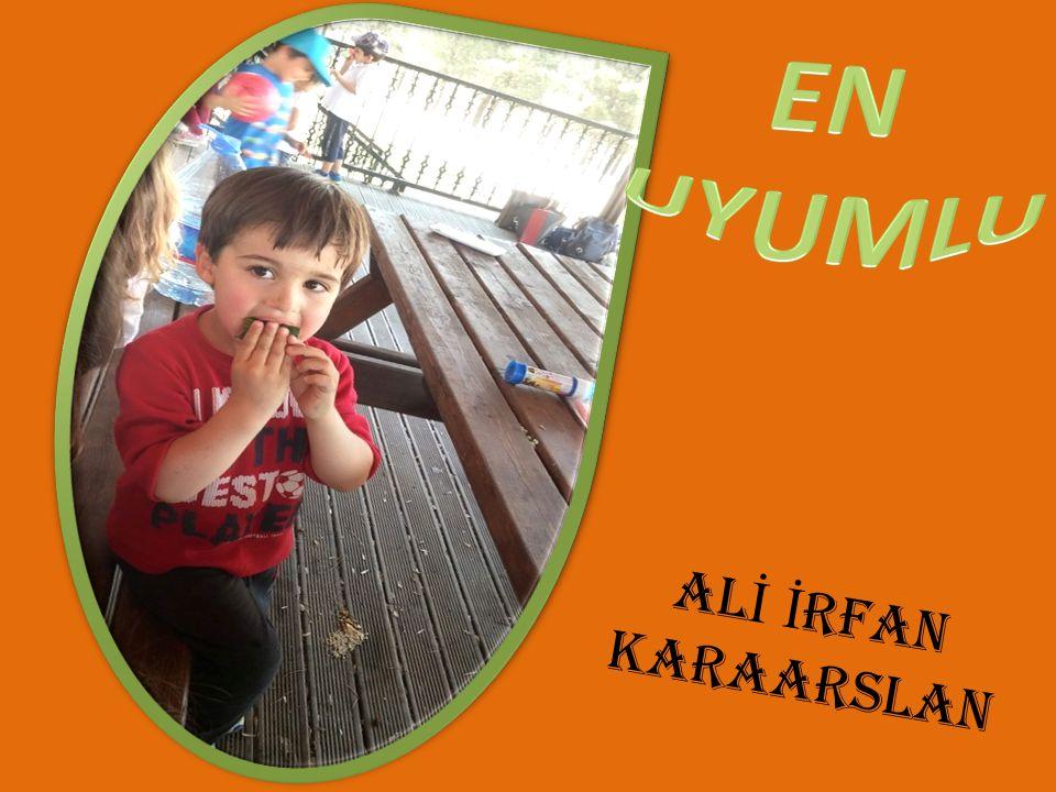 AL İ İ RFAN KARAARSLAN