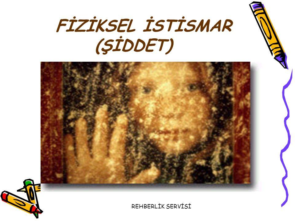 REHBERLİK SERVİSİ OKULLARDA ŞİDDET!!.
