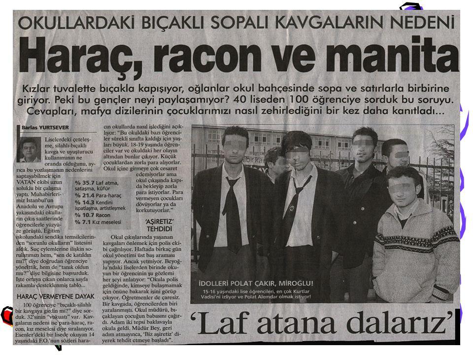 REHBERLİK SERVİSİ DİKKAT!.