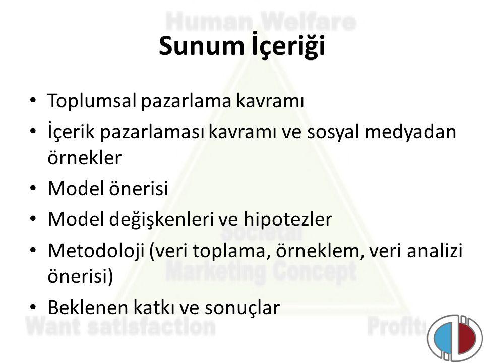 Model Önerisi