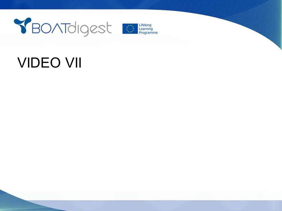 VIDEO VII
