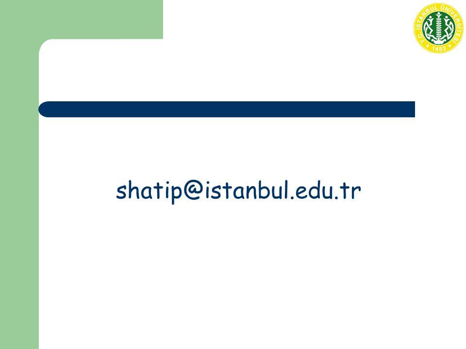 shatip@istanbul.edu.tr
