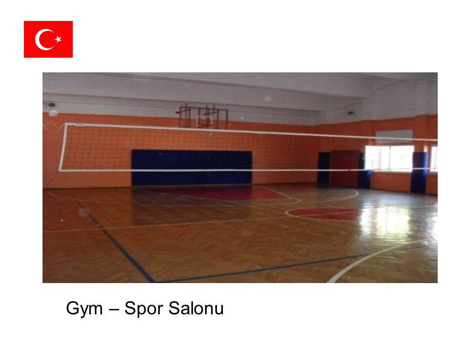 Gym – Spor Salonu