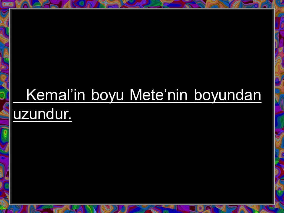 7. Atatürk'ü çok seven kim A) MehmetB) Ali