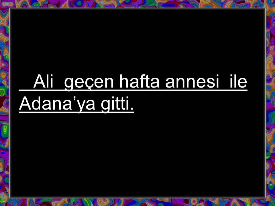 Türkçe Okuduğunu Anlama