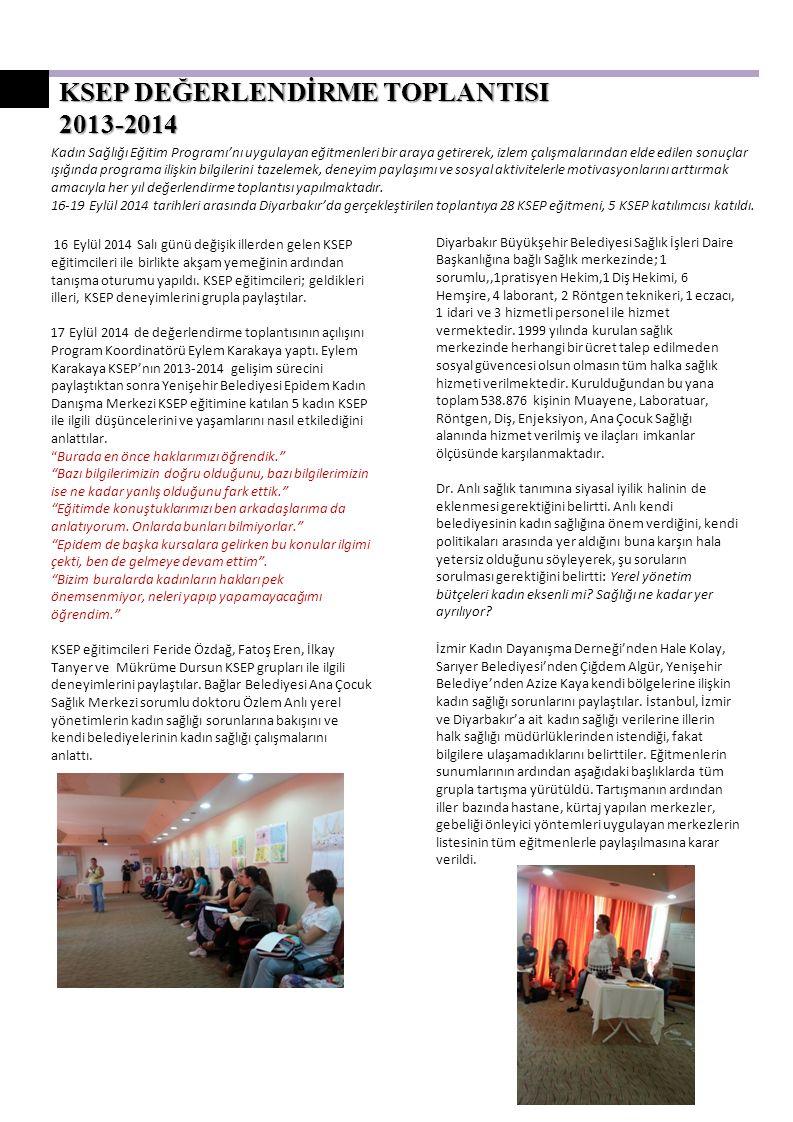 Diyarbakır Büyükşehir Belediyesi Sağlık İşleri Daire Başkanlığına bağlı Sağlık merkezinde; 1 sorumlu,,1pratisyen Hekim,1 Diş Hekimi, 6 Hemşire, 4 labo