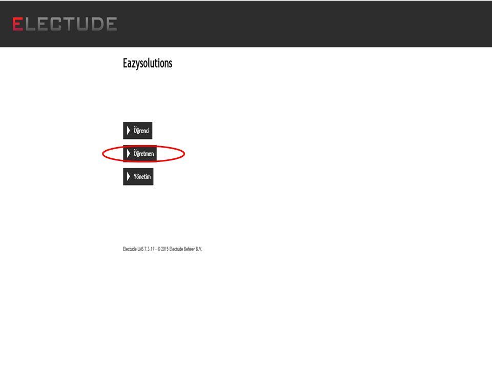 Öğretmen Hesabı-Modüller Modül arama, konu başlığından modüllere ulaşma Modüllerin tüm listesi.