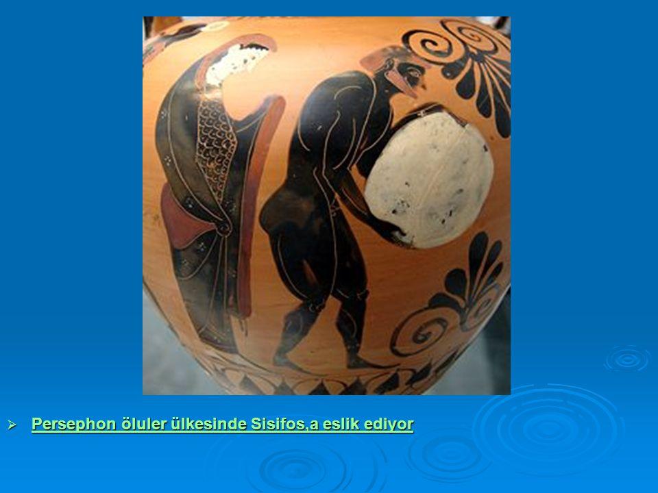  Persephon öluler ülkesinde Sisifos,a eslik ediyor Persephon öluler ülkesinde Sisifos,a eslik ediyor Persephon öluler ülkesinde Sisifos,a eslik ediyo