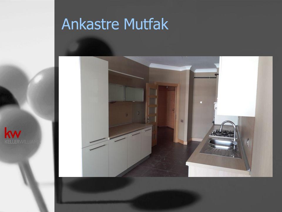 Ankastre Mutfak