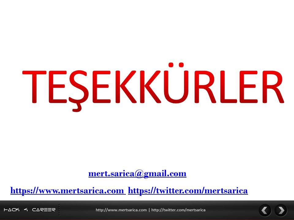 http://www.mertsarica.com | http://twitter.com/mertsarica mert.sarica@gmail.com https://www.mertsarica.com https://twitter.com/mertsarica