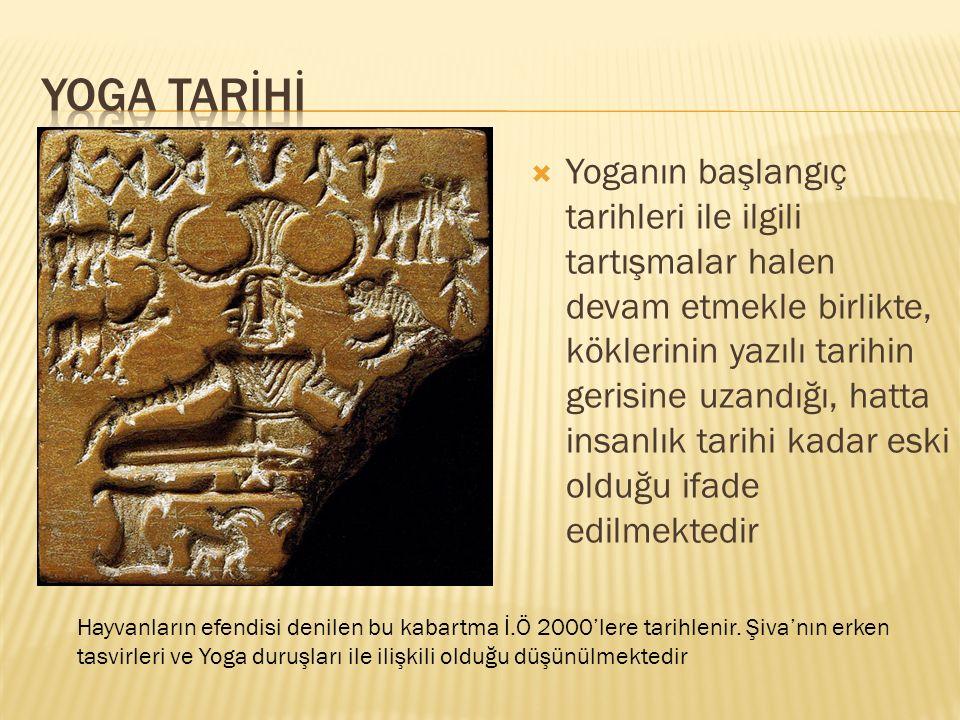  1- Pre-vedik Dönem (M.Ö 6500-4500)  2-Vedik Çağ (M.Ö.