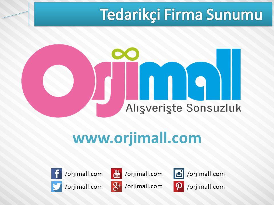 Orjimall; kelime anlamı olarak Orji(heyecanlı ve coşkulu)'' ile İngilizce Mall (Alışveriş Merkezi) sözcüklerinin birleşiminden oluşmuştur.