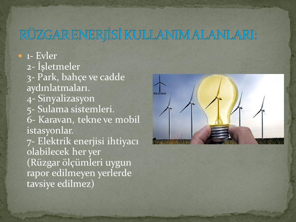 Rüzgâr Gücü, dünyada kullanımı en çok artan yenilenebilir enerji kaynaklarından biri haline gelmiştir.
