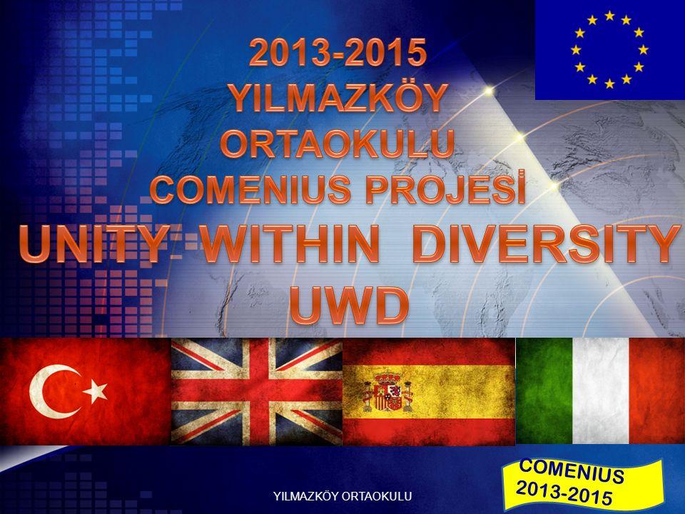 YILMAZKÖY ORTAOKULU COMENIUS 2013-2015