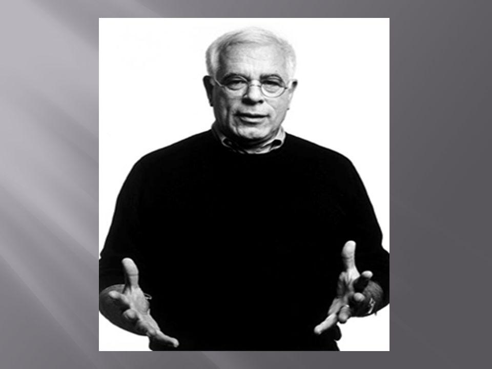 -12 ağustos 1932'de ABD'de doğmuştur -mimar ve mimarlık teorisyenidir.