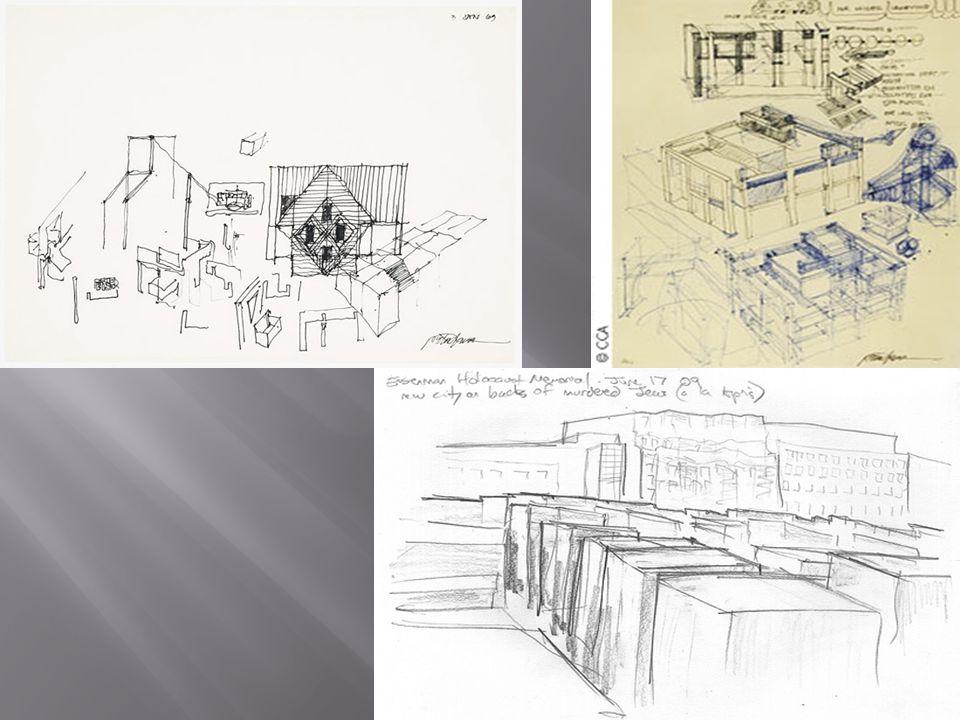 -Kanada mimarlık merkezinde ona ait bir arşiv bulunmaktadır ve sketchleri arşivlenmektedir.