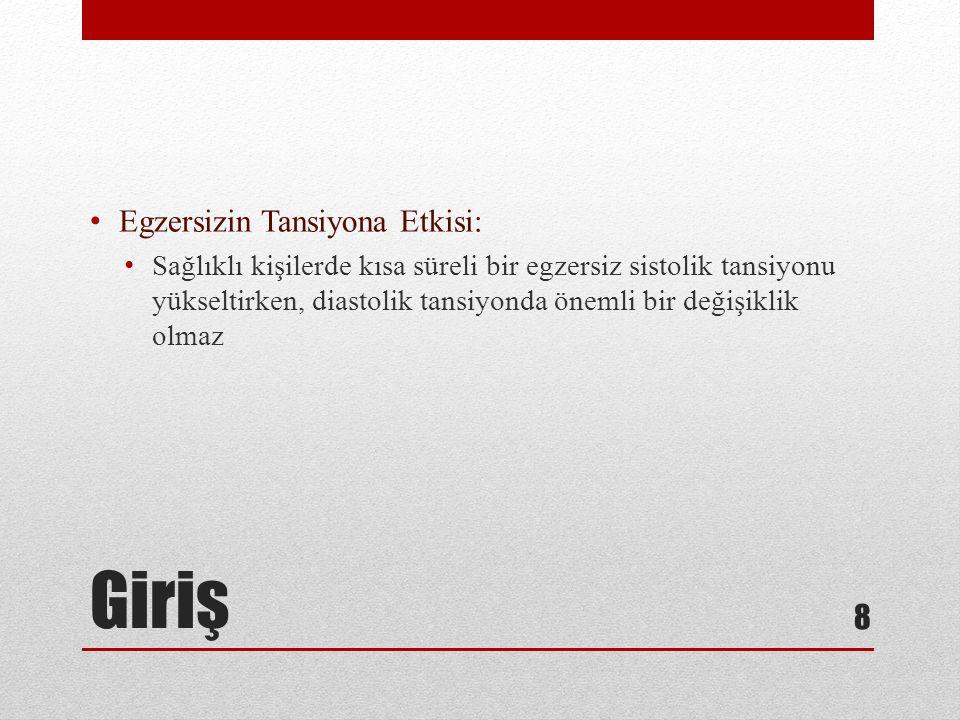 Yöntem Deneysel Klinik Çalışma Bu araştırma Atatürk Üniversitesi Araştırma Hastanesi Sağlıklı Yaşam Kliniğinde Eylül 2012 içerisinde yapılmıştır Tabakalanmış rastgele örnekleme yöntemi ile 36 kişi seçildi 9